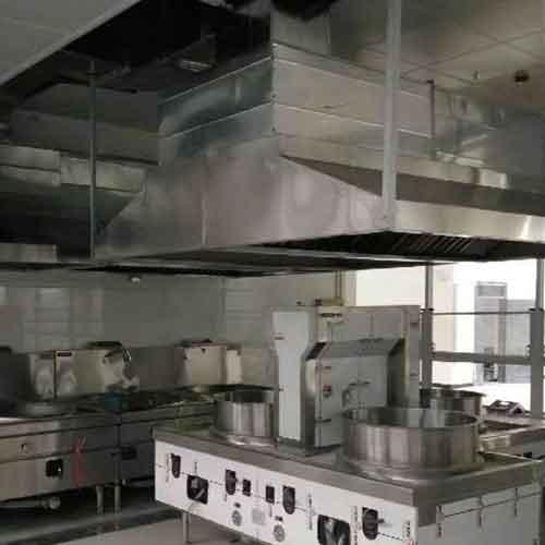 据中国室内环境监测中心介绍,厨房油烟主要有以下危害